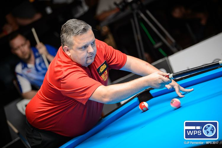 Chris Melling (pool player) The Greatest Clearance Of My Career World Pool Series