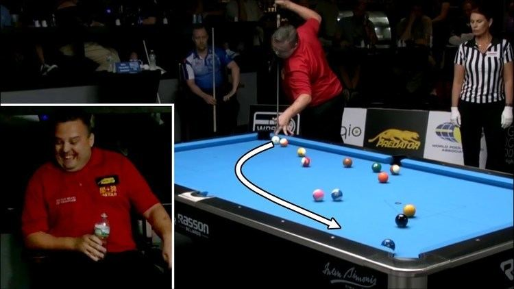 Chris Melling (pool player) MOST UNBELIEVABLE RUN OUT EVER 8BALL POOL IN REAL LIFE By Chris