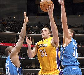Chris Mihm Lakers 20052006 Roster Thread Basketball Forum Professional and