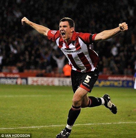 Chris Morgan (footballer) Sheff Utd 3 Ipswich 3 Roy Keanes heartbreak Chris Morgans late