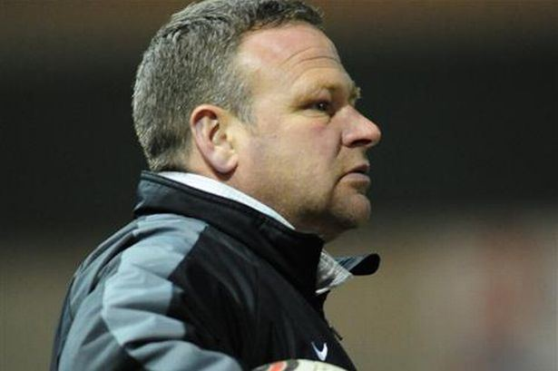 Chris Moyses Lincoln City chief Chris Moyses eyes three points from