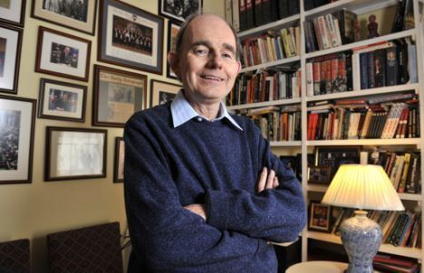 Chris Mullin (politician) MP Chris Mullin on John Prescott and a lesson learned