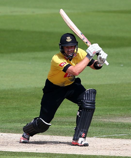 Chris Nash The Shire Brigade Chris Nash Sussex All Out Cricket