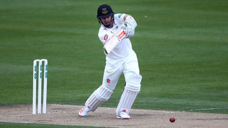 Chris Nash County Championship Division Two Sussex batsman Chris Nash