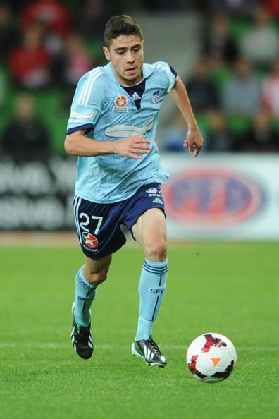 Chris Naumoff Chris Naumoff Photos Melbourne Heart v Sydney FC Zimbio