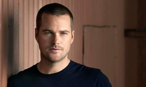Chris O'Donnell American actor Chris O39Donnell on family life his career and