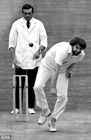 Cricket hero Chris Old of the legendary 1981 Ashes now works as a