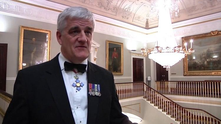 Chris Parry (Royal Navy officer) Maritime Media Awards 2015 Rear Admiral Chris Parry CBE YouTube