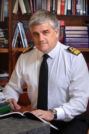 Chris Parry (Royal Navy officer) POWERLESS thats the pitiful state of our Armed Forces warns a