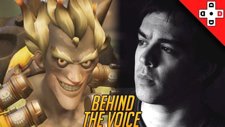 Chris Parson Overwatch Behind the Voice Junkrats Voice Actor Chris Parson