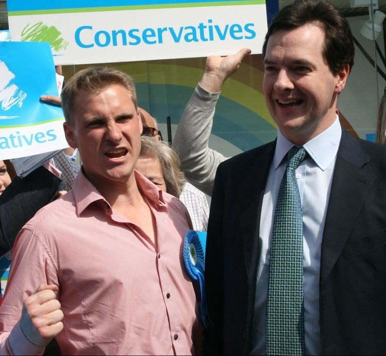 Chris Philp Tory Philp must choose Croydon South or his investments