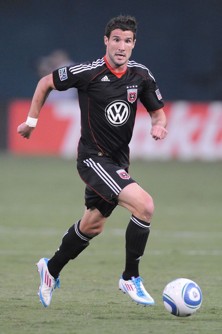 Chris Pontius (soccer) SBI MLS Player of the Week Chris Pontius Soccer By Ives