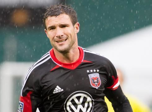 Chris Pontius (soccer) DC United clicking on and off the field USATODAYcom