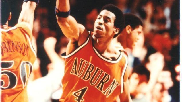 Chris Porter (basketball) AUBURNTIGERSCOM Chris Porter named Auburns SEC Basketball Legend