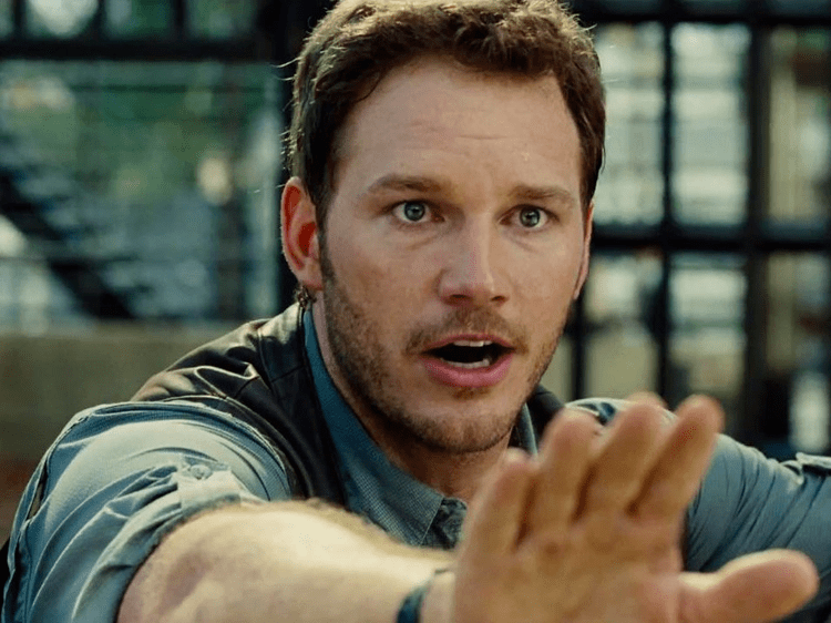 Chris Pratt Chris Pratt PreApologizes For What He Will Say During