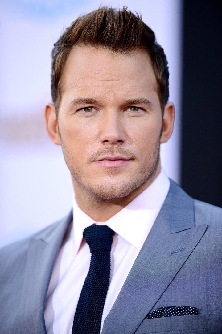 Chris Pratt Chris Pratt french braid video Chris Pratt Instagram