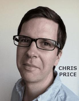Chris Price Chris Price Slave To The Algorithm Five More Things Internet Radio