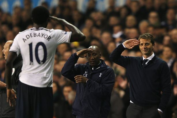 Chris Ramsey (footballer) QPR add Tim Sherwood39s Spurs assistant Chris Ramsey to