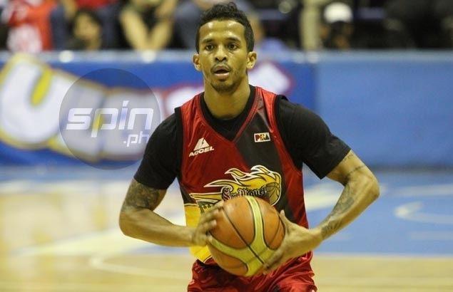 Chris Ross San Miguel Beer39s injury woes deepen as Chris Ross limps