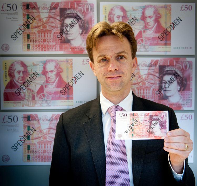 Chris Salmon Chris Salmon Newstyle 50 banknote Chris Salmon holding Flickr