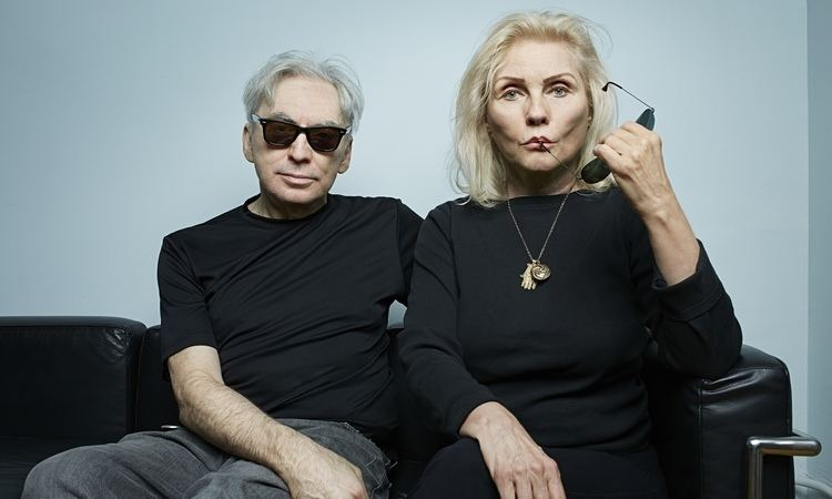 Chris Stein Debbie Harry by Chris Stein a life in pictures Music