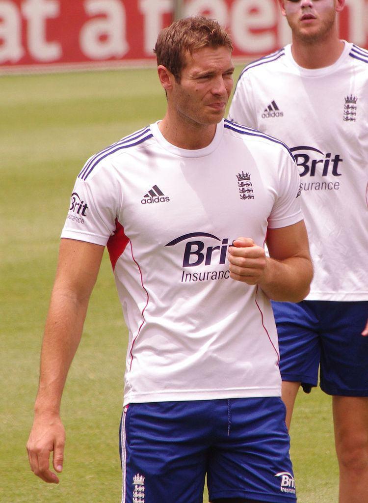 Chris Tremlett (Cricketer)