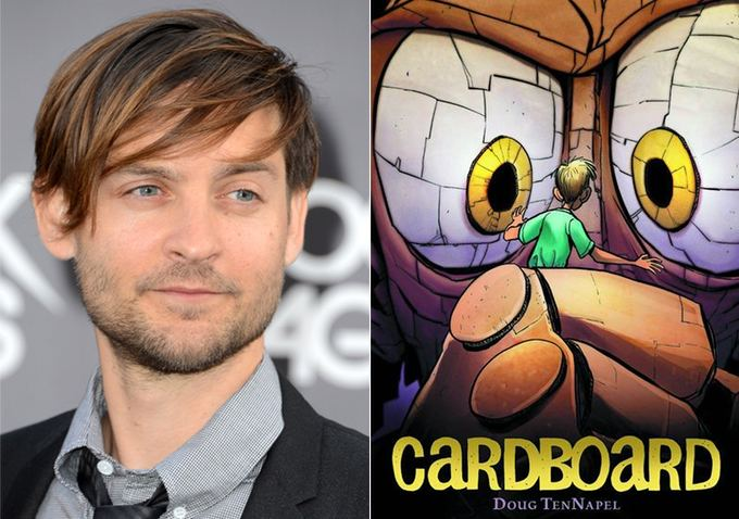 Chris Wedge Tobey Maguire And 39Ice Age39 Director Chris Wedge Team On