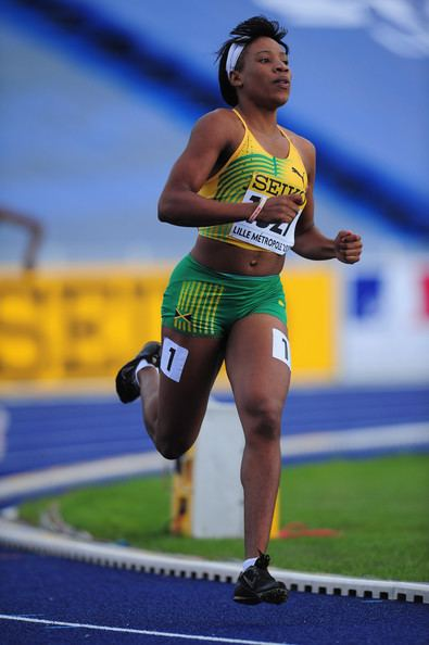 Chrisann Gordon Chrisann Gordon Photos Photos IAAF World Youth Championships Day