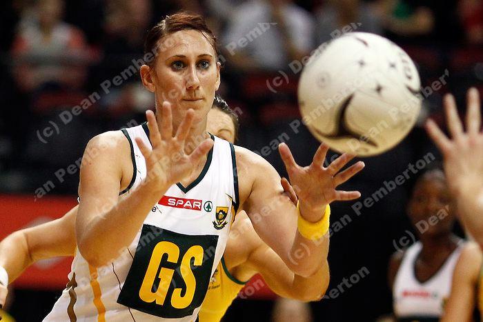 Chrisna Bootha Quad Series championship netball game Dean Pemberton