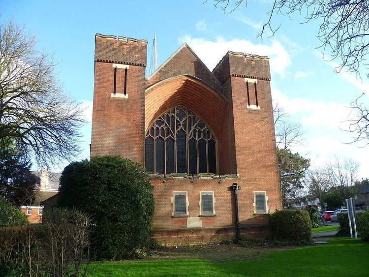 Christ Church at Whetstone