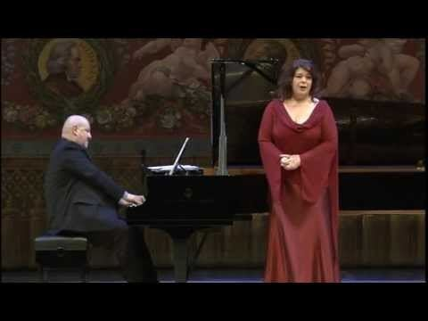 Christa Mayer Christa Mayer sings Alban Berg Op 2 Eytan Pessen Piano YouTube