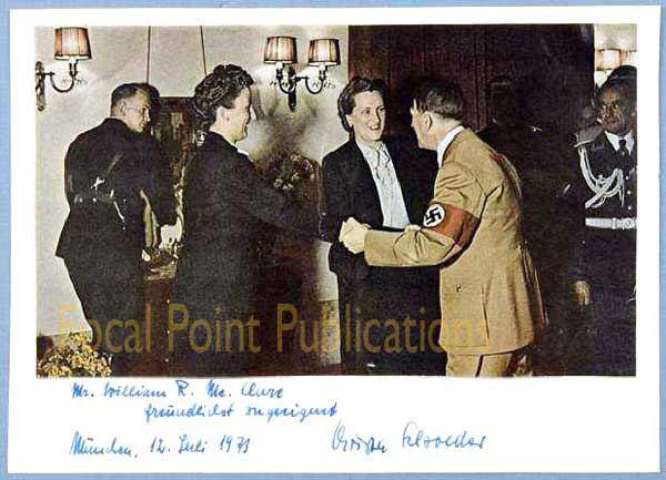 Christa Schroeder David Irving39s files on Adolf Hitler