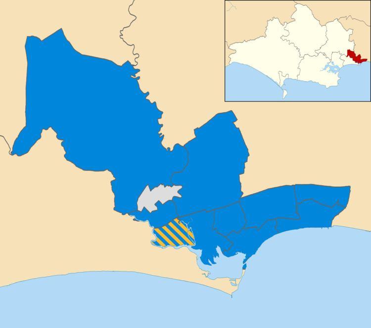 Christchurch Borough Council election, 2011