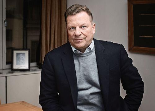 Christen Ager-Hanssen Qvibergs nya parhst Fokus