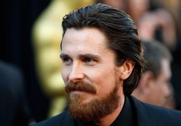 Christian Bale Exodus39 Movie Stars Christian Bale Joel Edgerton and