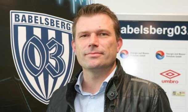 Christian Benbennek Benbennek folgt auf Demuth SportNachrichten Potsdam
