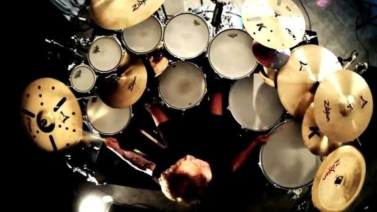 Christian Eigner Christian Eigner Drumming In Studio YouTube