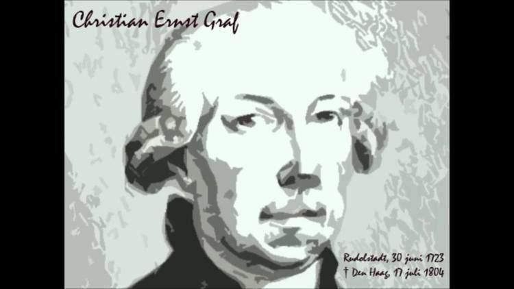 Christian Ernst Graf Christian Ernst Graf Sinfonia voor orkest opus 1 nummer 2 in C gr