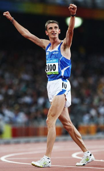 Christian Obrist Christian Obrist Photos Photos Olympics Day 9 Athletics Zimbio