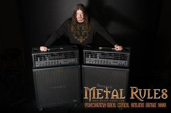 Christian Olde Wolbers MetalRulescom News Interviews Concert Reviews