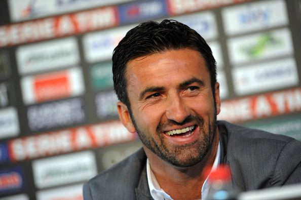 Christian Panucci Christian Panucci Pictures US Citta di Palermo Unveils