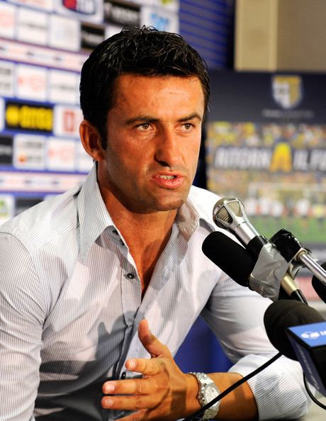 Christian Panucci FC Parma Unveils New Player Christian Panucci Pictures