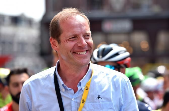 Christian Prudhomme Prudhomme supports reduced eightrider teams at Tour de France
