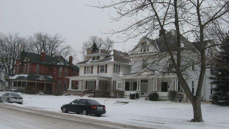Christian Ridge Historic District