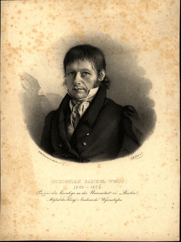 Christian Samuel Weiss Christian Samuel Weiss