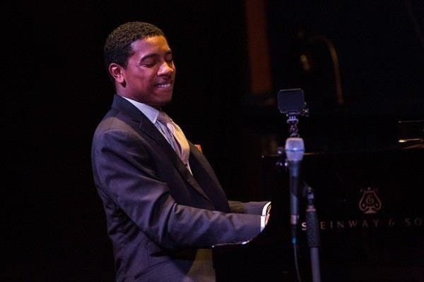 Christian Sands Review Christian Sands at Jazz Kitchen APA Jazz
