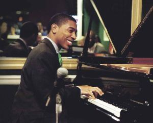 Christian Sands Sweet romance Christian Sands wants you to fall in love