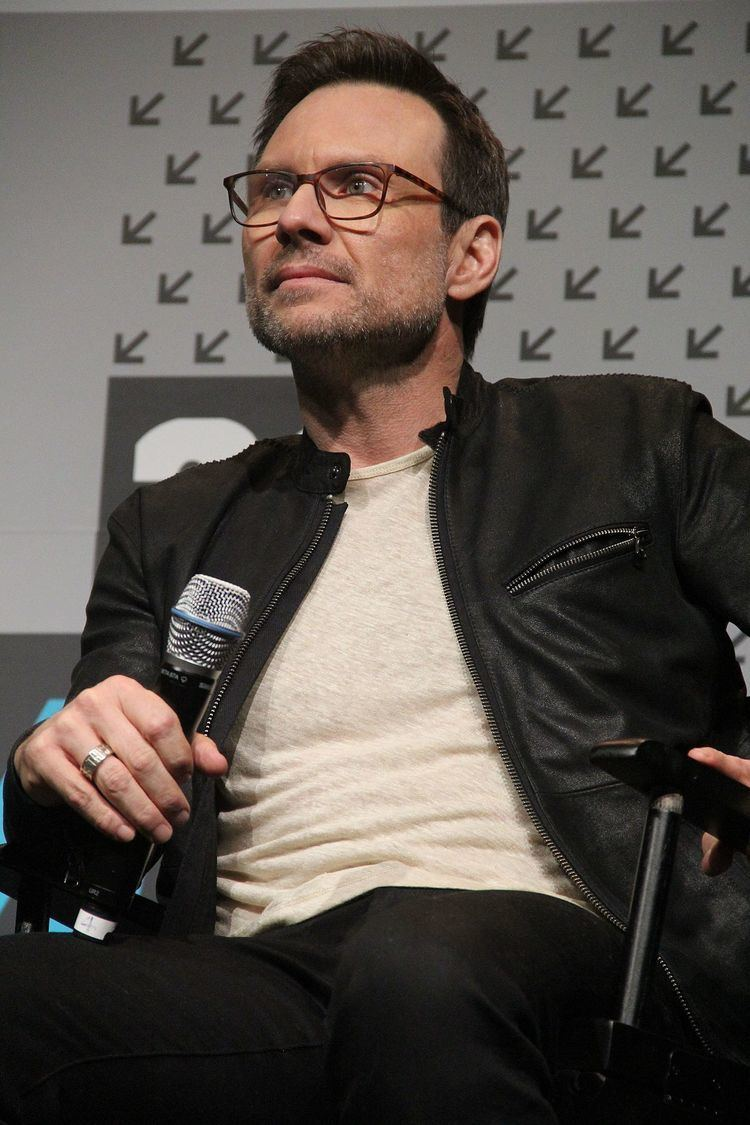 Christian Slater Christian Slater Wikipedia