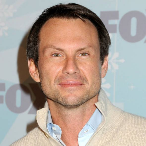 Christian Slater Christian Slater weds in Florida Celebrity News Showbiz TV