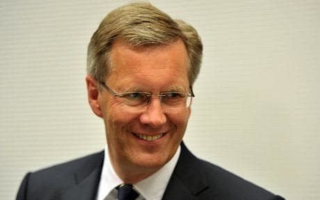 Christian Wulff Germany39s new President Christian Wulff profile Telegraph